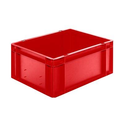 Euro-Format-Stapelbehälter, Wände und Boden geschlossen - LxBxH 400 x 300 x 175 mm