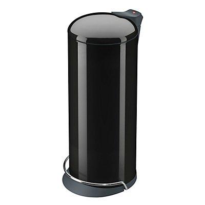 Hailo Tret-Abfallsammler - Inhalt 26 l, Stahlblech