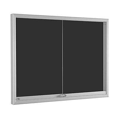 Schiebetürenschaukasten - für 8 x DIN A4