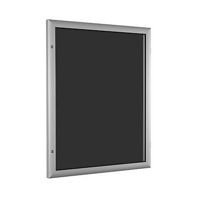 Flachschaukasten - für 9 x DIN A4