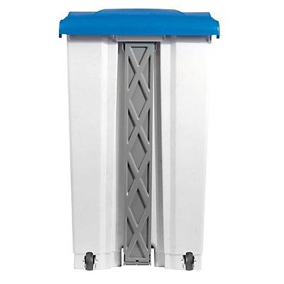 Abfallsammler CHANGE, Volumen 90 l, BxHxT 500 x 820 x 410 mm
