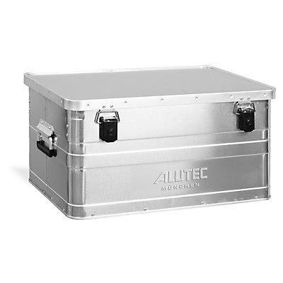 Caisse en aluminium - pour classeurs de format officiel