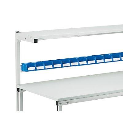 Aluminiumprofilschiene - für Arbeitstisch TPH mit Etagenbord