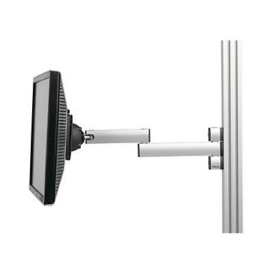 Flachbildschirmhalter - Schwenkarm - Tragfähigkeit 10 kg
