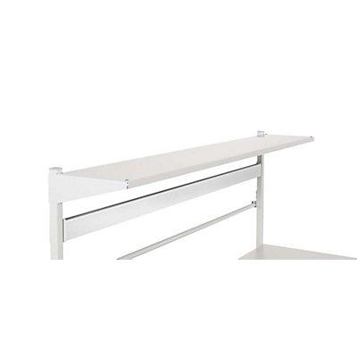 TRESTON Unteres Etagenbord - für Packtisch - BxT 1800 x 310 mm