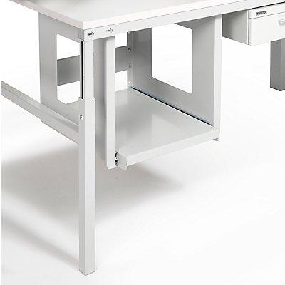 TRESTON Druckerauszug - für Packtisch - bis 500 mm ausziehbar