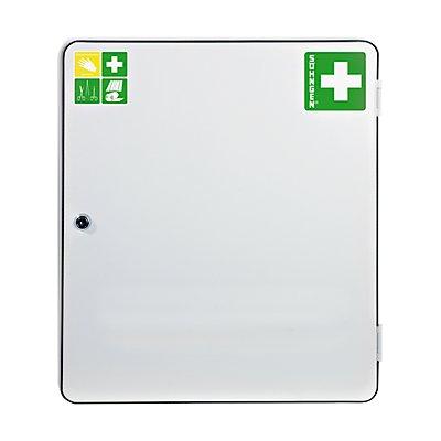 SÖHNGEN Verbandschrank nach DIN 13157 - eintürig, weiß, HxBxT 462 x 402 x 112 mm