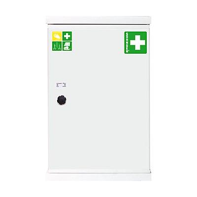 SÖHNGEN Verbandschrank nach DIN 13169 - eintürig, weiß, HxBxT 560 x 360 x 200 mm