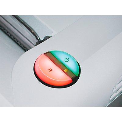 IDEAL Aktenvernichter - Leistung 580 Watt, 75 l Volumen, Höhe 870 mm