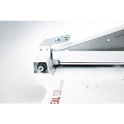 IDEAL Präzisions-Hebelschneidemaschine - Schnittlänge 385 mm - ohne Untergestell