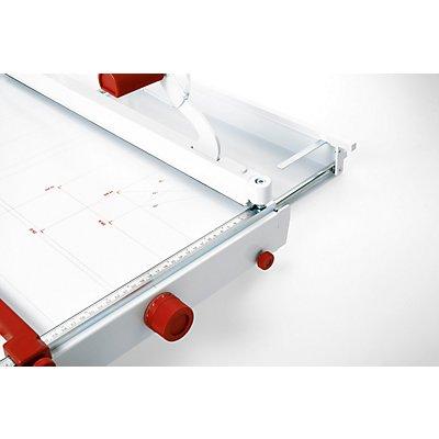IDEAL Präzisions-Hebelschneidemaschine - Schnittlänge 580 mm - ohne Untergestell