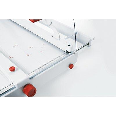 IDEAL Präzisions-Hebelschneidemaschine - Schnittlänge 710 mm - ohne Untergestell
