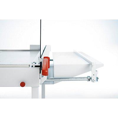 IDEAL Schneidemaschine - Schnittlänge 1100 mm - mit Untergestell
