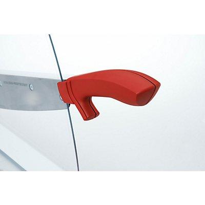 IDEAL Schneidemaschine - Schnittlänge 350 mm, Handpressung - ohne Untergestell