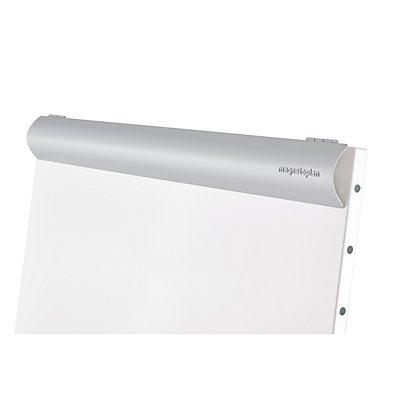 magnetoplan® Flipchart JUNIOR PLUS - Schreibfläche 680 x 980 mm magnethaftend - höhenverstellbar bis 1,85 m