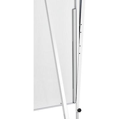 magnetoplan® Flipchart YOUNG EDITION PLUS - Schreibfläche 680 x 970 mm magnethaftend - 2 Seitenarme