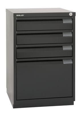 bisley  Bisley Armoire à tiroirs série F, 3 tiroirs universels, 1 tiroir... par LeGuide.com Publicité
