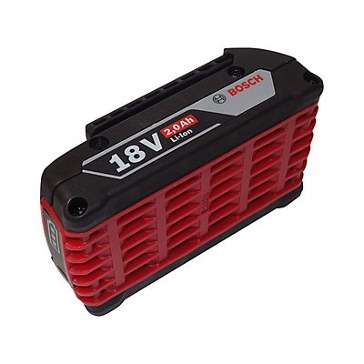 Ersatz-Akku, Li-Ion 18 V / 2,0 Ah für BXT-3 12 – 16 mm