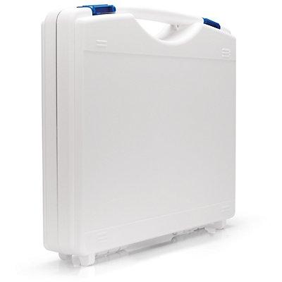 magnetoplan® Moderationsbox - mit Komplett-Zubehör - HxBxT 275 x 340 x 85 mm