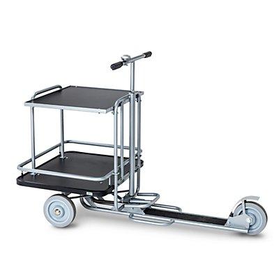 Plate-forme de chargement - pour rouleurs de service SCOOTER - charge max. 50 kg