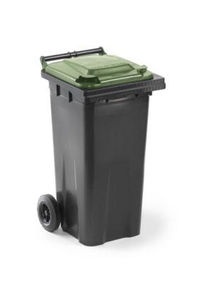 Conteneur à déchets en plastique conforme à la norme DIN EN 840 - capacité... par LeGuide.com Publicité