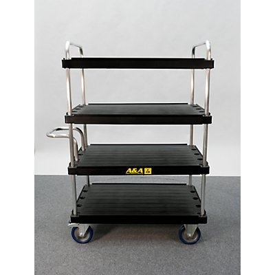 Transportwagen elephantboard® ESD, Etagenwagen