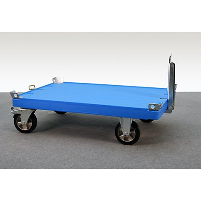 Routenzug TRACKLINER-elephant®, Palettenfahrgestell