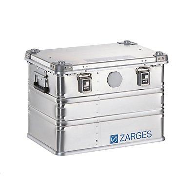 ZARGES Boîte universelle en aluminium IP67 - capacité 70 l