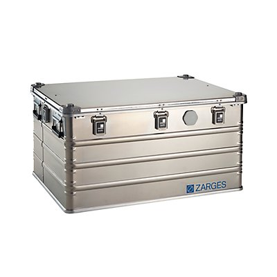 ZARGES Alu-Universalbox IP67 - Inhalt 259 l - Außenmaß TxBxH 950 x 690 x 480 mm