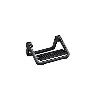 Twinco Fußstütze mit beweglicher Fußplatte - in 3 Höhen verstellbar, Kunststoff