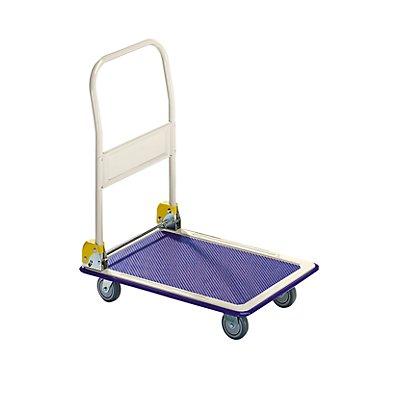Plattformwagen - Schiebebügel, klappbar