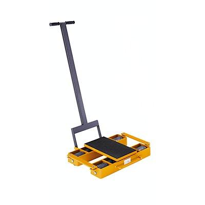 QUIPO Fahrwerk - lenkbar