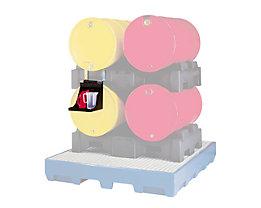 Kannenhalter - für Fasspalette - aus PE