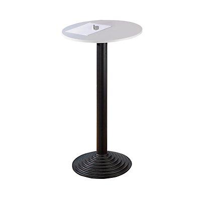 Sodematub Bistrotisch mit Gusseisenfuß - 1 Tischplatte