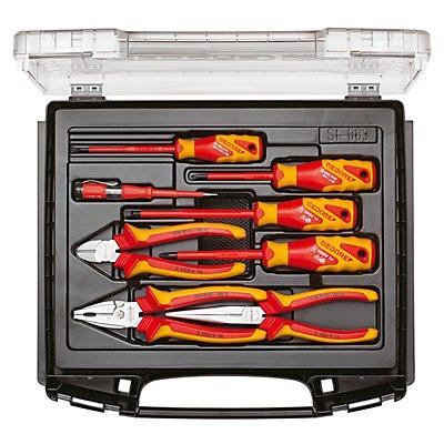 GEDORE Werkzeugbox i-BOXX 72 - mit VDE-Werkzeugsatz - 8-teilig