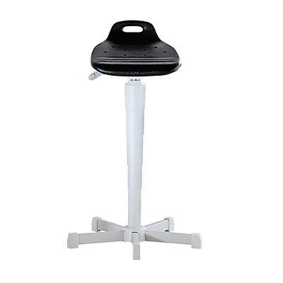 Stehhilfe - mit integriertem Tragegriff - Gestell schwarz