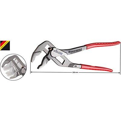 Pince universelle à une main - avec réglage rapide - longueur 250 mm
