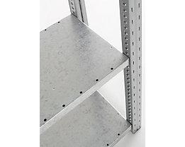 Fachboden für Schwerlast-Steckregal - VE 2 Stk, Traglast 330 kg
