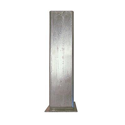 MORAVIA Bodenhülse - mit Verschlussdeckel, für Gatterschranke