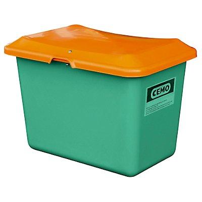 CEMO Streugutbehälter aus GfK - Volumen 100 Liter