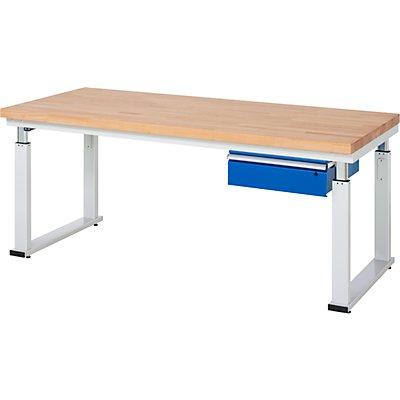 RAU Unterbau-Schubladencontainer - BxT 580 x 650 mm, für Tisch-Serie 600
