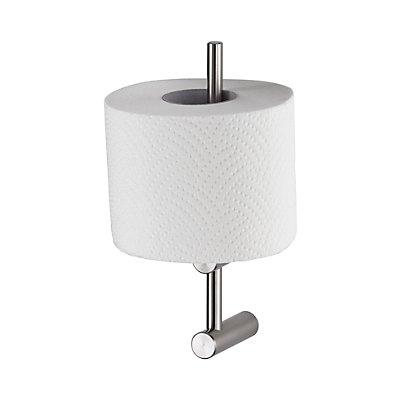 Toilettenpapierhalter, für Reserverollen Edelstahl