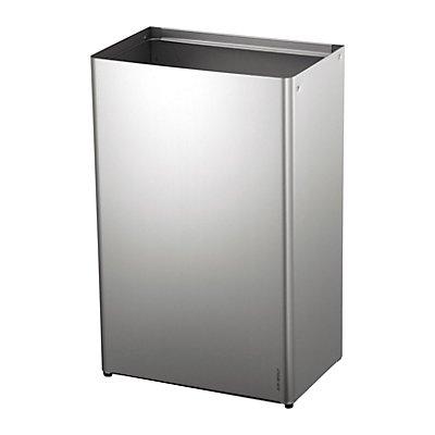 Abfallbehälter - Volumen 60 l, BxHxT 389 x 612 x 250 mm