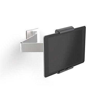 DURABLE Support pour tablette tactile - support mural à bras pivotant-HOLDER WALL ARM - pour tailles de Tablette 7-13″
