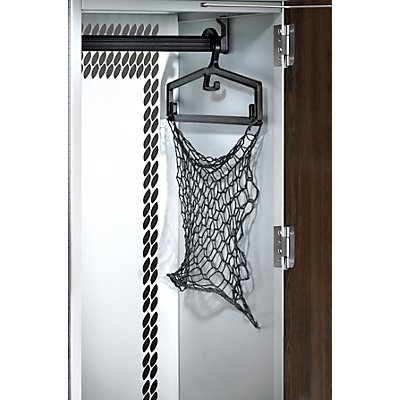 Kleiderbügel - mit Wäschenetz - 0,4 kg