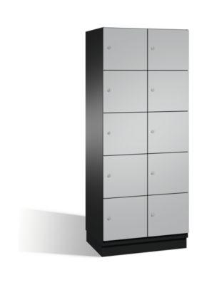 cp  CP Armoire à casiers CAMBIO avec portes en acier - 10 casiers, largeur... par LeGuide.com Publicité