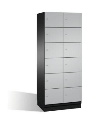 cp  CP Armoire à casiers CAMBIO avec portes en acier - 12 casiers, largeur... par LeGuide.com Publicité