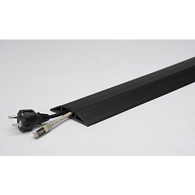 Kabelbrücke aus Kunststoff, für Schläuche bis Ø 7,5 mm
