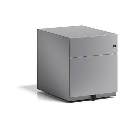 Bisley Rollcontainer Note™ - 1 Schublade, 1 Hängeregistratur