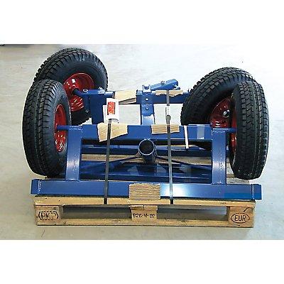 Kongamek Profi-Langgutwagen, Tragfähigkeit 3,5 t, Länge 4 m